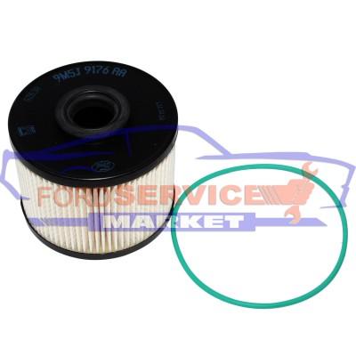 Фильтр топливный оригинал для Ford с 07-14 для 2.0 TDCi