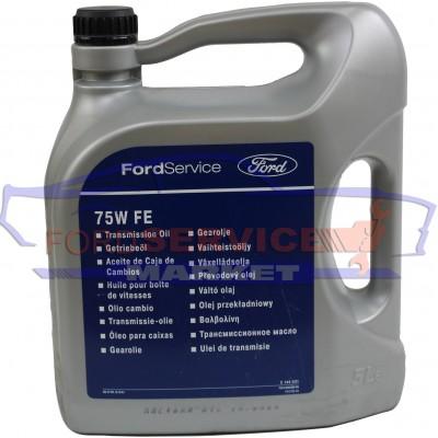Масло трансмиссионное Ford 75W-FE (5л.)