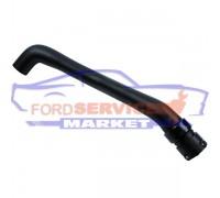 Патрубок охлаждения верхний от радиатора к ГБЦ неоригинал для Ford Fiesta 6 c 02-08, Fusion c 02-12 для 1.25-1.4-1.6 Sigma/Duratec