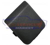 Заглушка буксировочного крюка переднего бампера неоригинал для Ford Fusion c 05-12