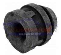 Подушка радиатора нижняя круглая неоригинал для Ford Focus, Kuga, C-Max, Mondeo, S-Max, C-Max, Galaxy, Connect