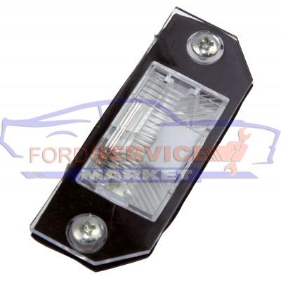 Плафон подсветки номера неоригинал для Ford Focus 2 c 04-11, C-Max 1 c 03-10
