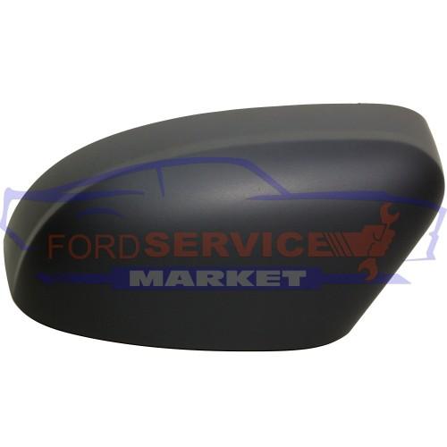 Крышка зеркала левого накладка LH аналог для Ford Focus 2 c 08-11, Focus 3 EURO c 11-18, Mondeo 4 c 07-14