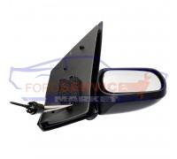 Зеркало правое механическое в сборе неоригинал для Ford Fiesta 6 c 02-05
