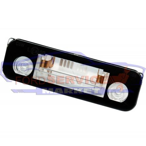 Плафон подсветки номера неоригинал для Ford Fiesta 6 c 02-08, Fusion c 02-12