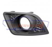 Накладка ПТФ правая неоригинал для Ford Fiesta 6 c 05-08
