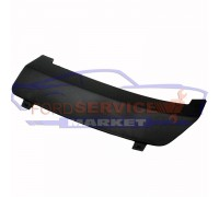 Заглушка буксировочного крюка заднего бампера неоригинал для Ford Fiesta 7 c 08-17