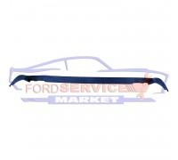 Спойлер губа переднего бампера неоригинал для Ford Fiesta 7 c 13-17