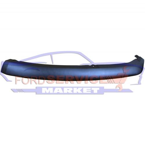 Спойлер губа переднего бампера левая текстура неоригинал для Ford Focus 3 c 11-14