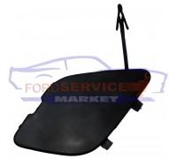 Заглушка буксировочного крюка переднего бампера неоригинал для Ford Fusion USA c 12-, Mondeo 5 c 14-