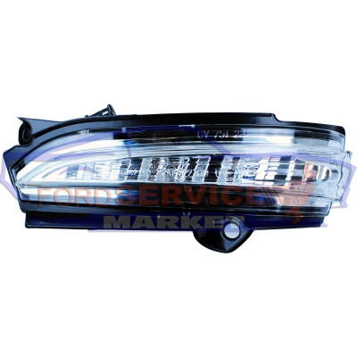 Повторитель поворота в зеркало левый неоригинал для Ford Mondeo 5 c 14-