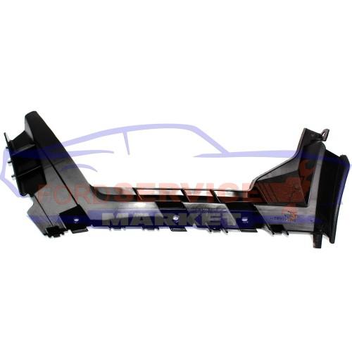 Кронштейн крепление заднего бампера левый неоригинал для Ford Focus 3 c 14-17 хетчбек