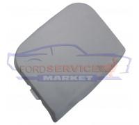 Заглушка буксировочного крюка переднего бампера неоригинал для Ford Fusion c 02-05