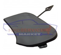 Заглушка переднего бампера неоригинал для Ford Focus 3 c 14-18