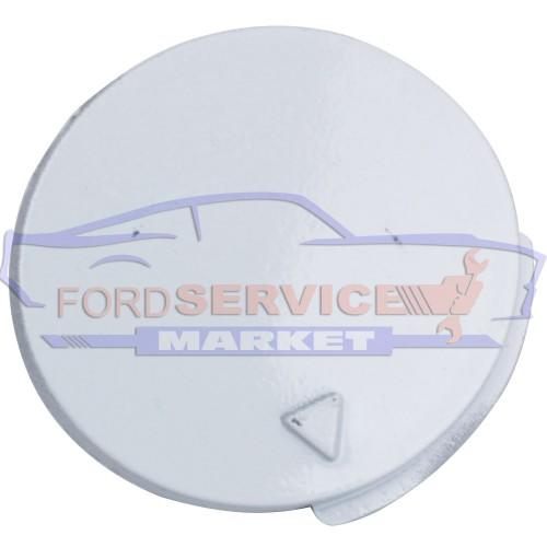 Заглушка буксировочного крюка переднего бампера неоригинал для Ford Fiesta 6 c 02-05, Fiesta ST150 c 04-08