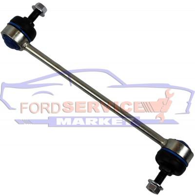 Стойка стабилизатора переднего (усиленная) аналог для Ford Fiesta 7 c 08-18, B-Max c 12-17, EcoSport с 13-, KA+ с 14-, Tourneo Courier с 14-, Transit Courier с 14-
