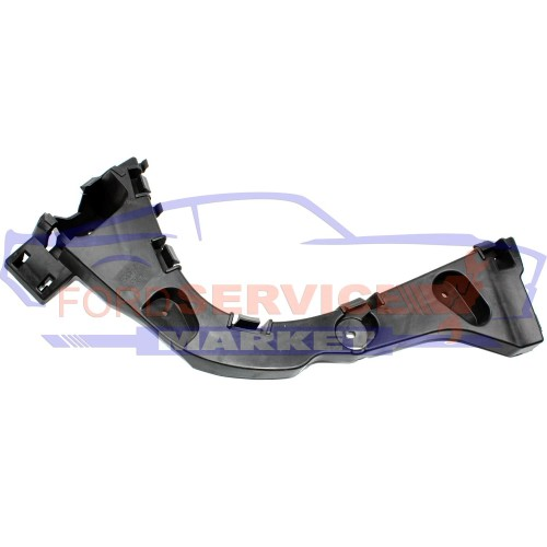 Кронштейн крепление заднего бампера правый неоригинал для Ford Focus 3 c 14-17 хетчбек