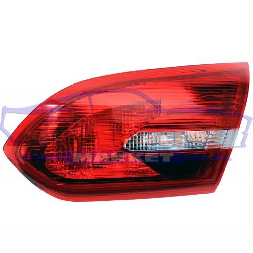 Фонарь стоп задний правый внутрений неоригинал для Ford Focus 3 c 14-18