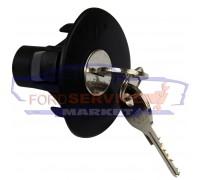 Замок бензобака с ключом для евро-клапана оригинал для Ford