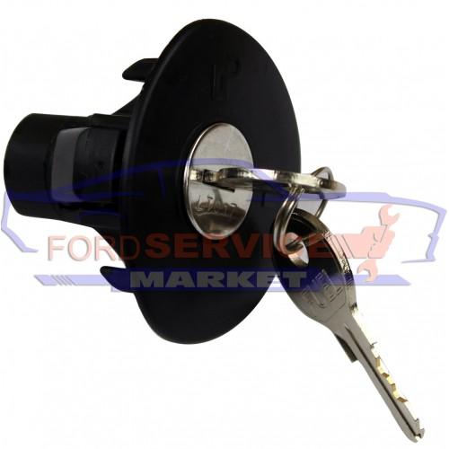 Крышка пробка бензобака с ключом для евро-клапана оригинал для Ford