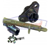 Ремкомплект личинки замка капота оригинал для Ford Mondeo 3 c 00-07