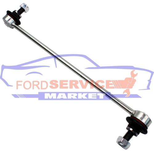 Стойка стабилизатора переднего усиленная неоригинал для Ford Fiesta 6 c 02-08, Fusion c 02-12