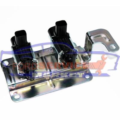 Клапана управления заслонками впускного коллектора IMRC оригинал для Ford Focus 2 c 04-11, C-Max c 03-10, Mondeo 4 с 07-14, S-Max c 06-14, Galaxy с 06-15  для 1.8-2.0 Duratec HE