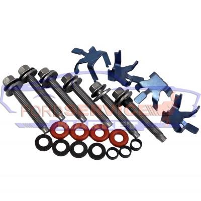 Уплотнительные кольца форсунок комплект оригинал для Ford с 2.0 GDi