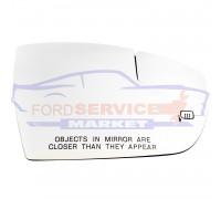 Стекло зеркала правого вкладыш RH c подогревом оригинал для Ford Focus 3 USA с 11-18