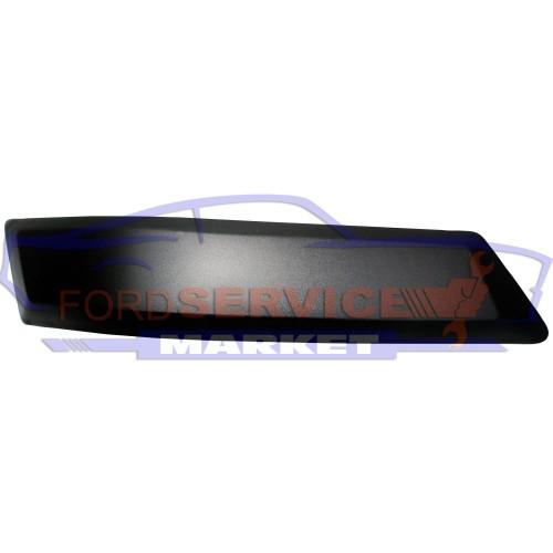 Молдинг заднего бампера левый неоригинал для Ford Fusion c 06-12