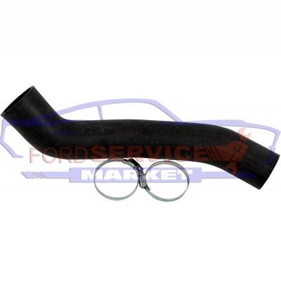 Патрубок интеркулера правый неоригинал для Ford Focus 2 c 04-11, C-Max 1 c 03-10 для 1.6 TDCi