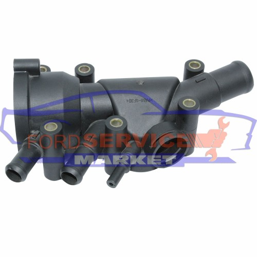 Корпус термостата аналог для Ford с 1.3 Duratec Rocam 8V