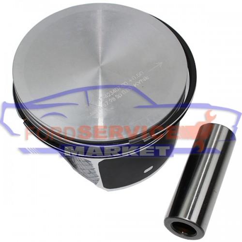 Поршень с кольцами и пальцем +0.50 неоригинал для Ford 2.0 Duratec HE