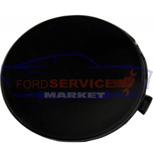 Заглушка буксировочного крюка переднего бампера неоригинал для Ford Focus 2 c 08-11