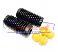 Пыльники и отбойники комплект переднего амортизатора неоригинал для Ford Fiesta 6 c 02-08