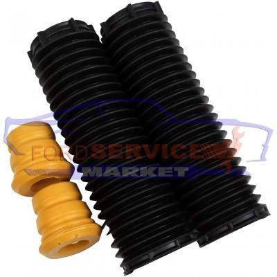 Пыльники и отбойники передних амортизаторов комплект аналог для Ford Focus 2 c 04-11, C-Max 1 c 03-10, Kuga 1 c 08-12