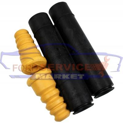 Пыльники и отбойники задних амортизаторов комплект аналог для Ford Focus 2 c 04-11
