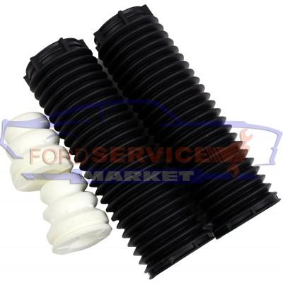 Пыльники и отбойники передних амортизаторов комплект аналог для Ford Kuga 2 c 13-19, Escape c 13-19, Connect с 13-