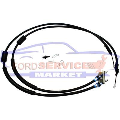 Тросы ручника основные неоригинал для Ford Focus 2 c 04-11