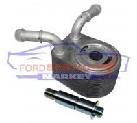 Радиатор масляный (теплообменник) для Ford 1.6 TiVCT с 03-07