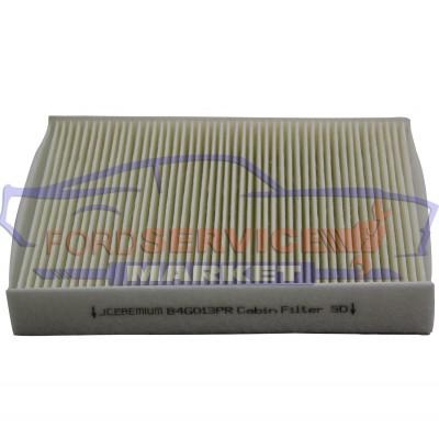 Фильтр салона бумажный аналог для Ford Fiesta 6 c 02-08, Fusion c 02-12