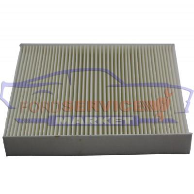 Фильтр салона бумажный аналог для Ford Focus 2 c 04-11, C-Max 1 c 03-10, Kuga 1 с 08-12