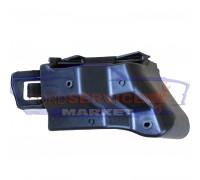 Кронштейн крепление заднего бампера верхний левый внутренний неоригинал для Ford Focus 3 c 11-14 седан