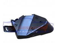 Кронштейн крепление заднего бампера правый внутренний неоригинал для Ford Focus 3 c 11-14 хетчбек