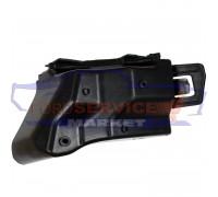 Кронштейн крепление заднего бампера внутрений левый неоригинал для Ford Focus 3 c 11-14 седан