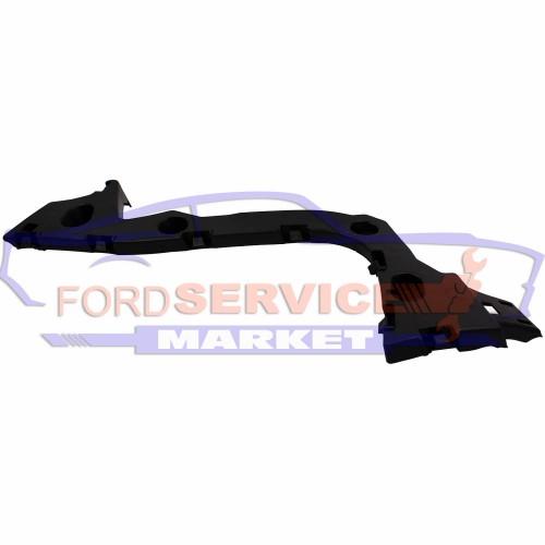 Кронштейн крепление заднего бампера правый неоригинал для Ford Focus 3 c 14-17 седан