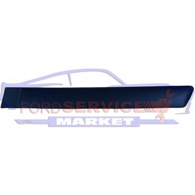 Молдинг горизонтальный задней левой двери неоригинал для Ford Fiesta c 06-08