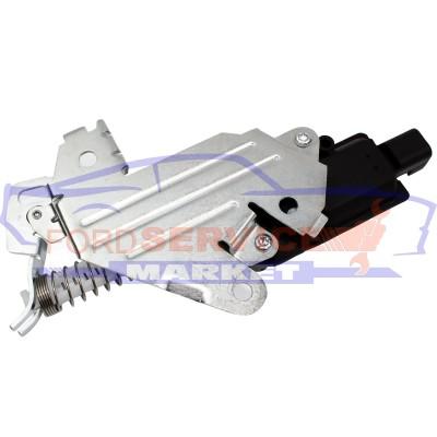 Электропривод (саленоид, активатор, мотор) замка багажника для Ford Fiesta 6 c 02-08, Fusion c 02-12
