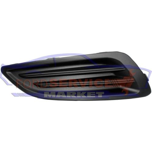 Накладка противотуманной фары ПТФ правая глухая аналог для Ford Fiesta 7 c 12-19