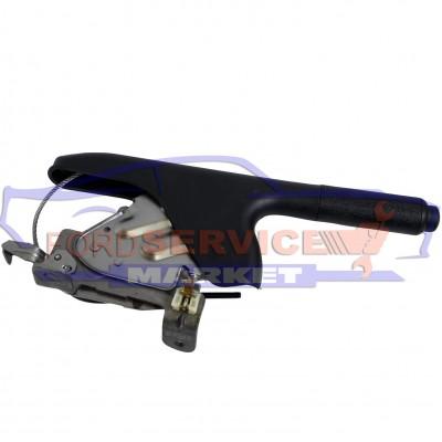 Ручка ручного тормоза неоригинал для Ford Fiesta 6 c 02-08, Fusion c 02-12